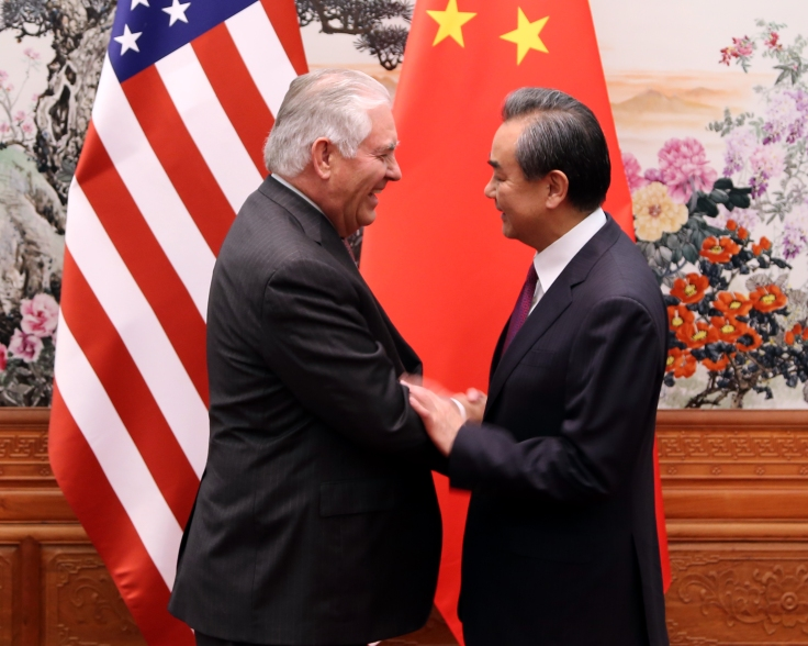 Tillerson and Wang Yi Sep30-2017- 37361067396_f712f7953a_o