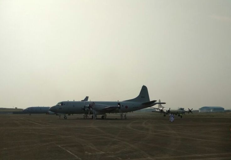 Indo-Japan Naval P3C Orion Goa Oct 2017 DNTSm1lVQAE9CRI.jpg large
